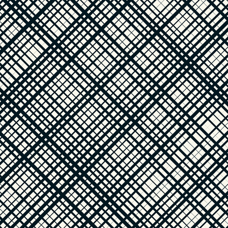 Gridded abstract vector pattern.