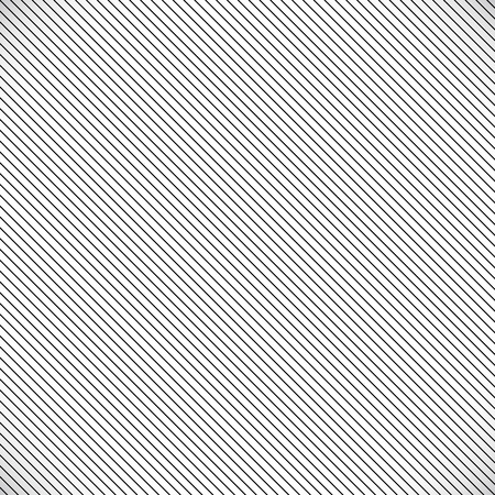 影付きの背景 (eps10) の上の簡単な傾斜した、対角線ライン  イラスト・ベクター素材