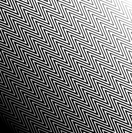 slanted: Slanted angular, wavy lines. Abstract vector. Illustration