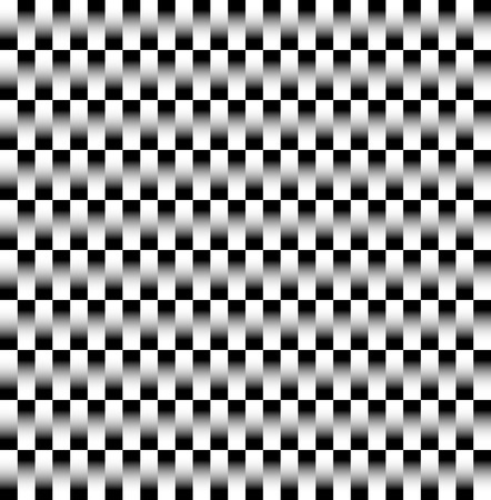ligh: Pattern with alternating bars, rectangles.