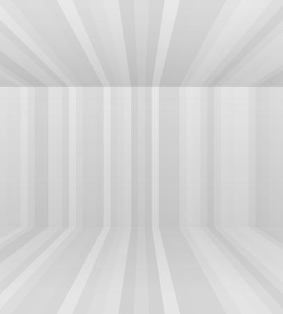 Einbuchtung: Liny 3D-Raum