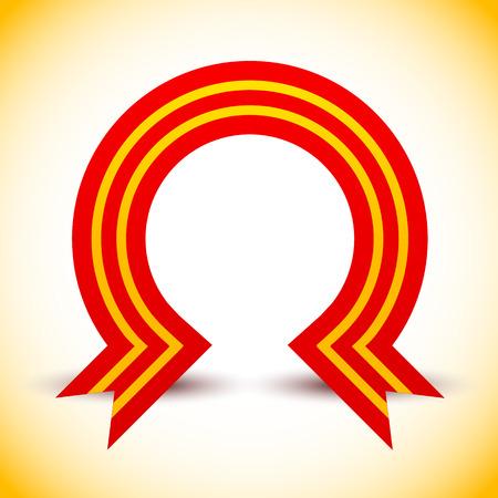 ribon: Circular ribbon