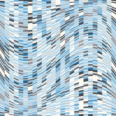 distort: Mosaic background