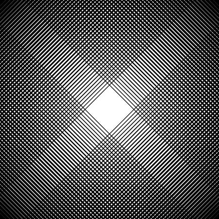 dense: Gridded texture with dense lines. Illustration