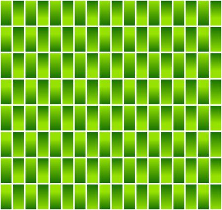 alternating: Ilustraci�n vectorial de fisuras patr�n de rect�ngulos con la alternancia de rellenos (luz de arriba-abajo-arriba) Vectores