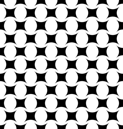 ce: Vector illustration d'un Spiky fa�onne reproductible (sans soudure) motif. Utilisez ce contexte pour remplir ne importe quel domaine. Les bords sont s�lectionn�s.