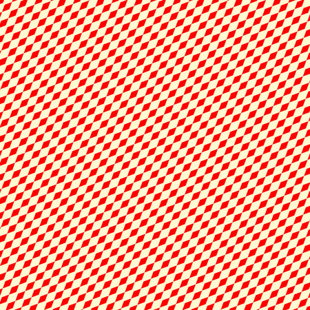 duotone: vector illustration of Duotone Diagonal shapes background, pattern: Angular red-yellow version Illustration