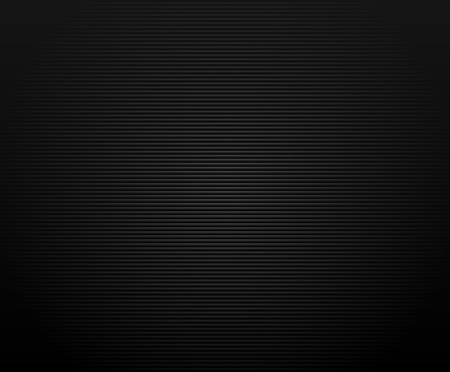 ten empty: Vector Illustration of Background made of Thin horizontal lines with shade effect from corners