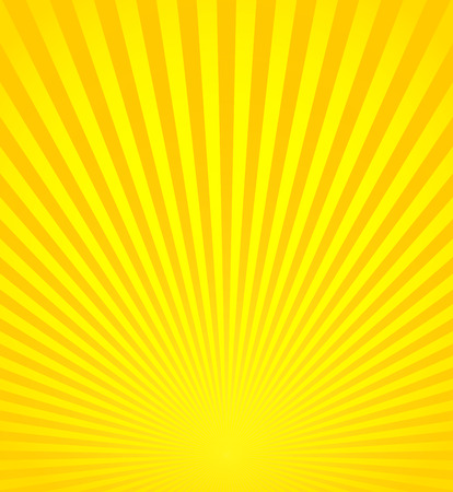 luminance: Vector Illustration of Rays, Beams, Sunburst, Starburst Background
