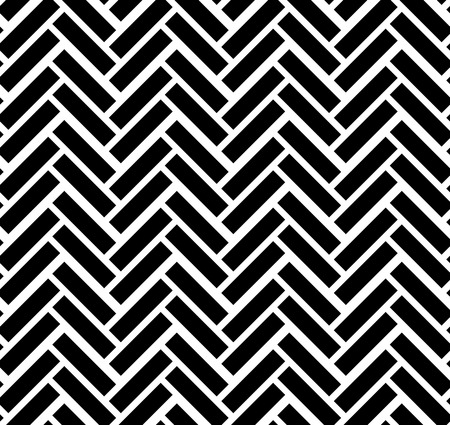 Vector Illustration of Repeatable Herringbone Pattern
