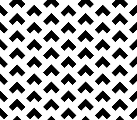 blocky: Vector Illustration of a Seamless Pattern of Triangular Shapes - Squares Overlapping