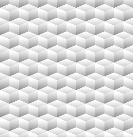 hexahedron: 3D Cubes Seamless Pattern