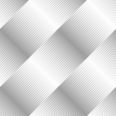 シームレス パターン: 斜め先のとがった形  イラスト・ベクター素材