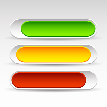 powerbutton: Redondeadas Botones de encendido horizontal. Sliding encendido, apagado, en espera Botones. Elementos de la interfaz