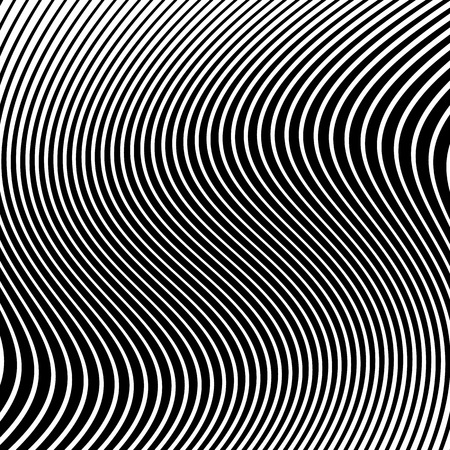 squiggly: Abstract background with wavy lines. Wavy lnes vector Illustration