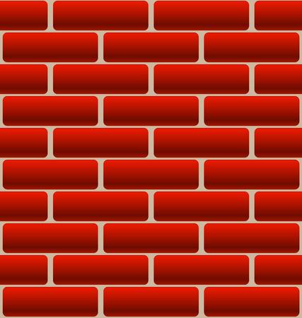 stonework: Cartoon-Like Brick Wall Texture