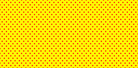 warhol: Dotted, Pop Art Background, Pop Art Pattern. Symbolic Background of Art of 1960s. Illustration