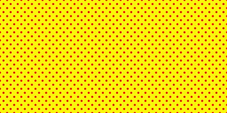 Dotted, Pop Art Background, Pop Art Pattern. Symbolic Background of Art of 1960s. Illustration