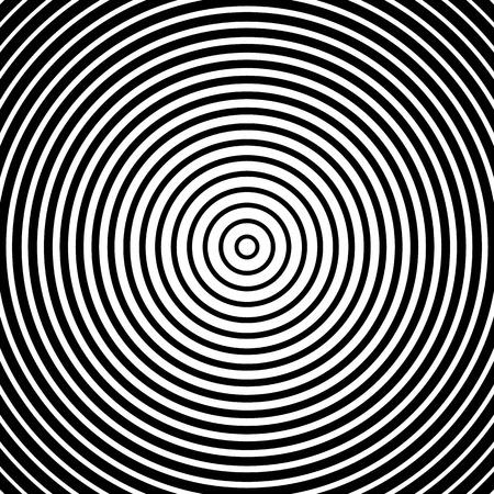同心円要素背景。抽象的なサークル パターン。