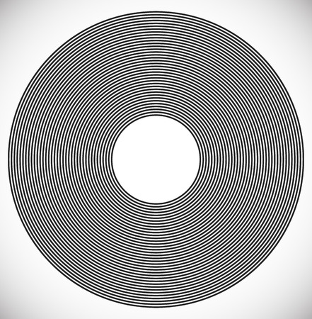 circle pattern: Concentric Circle Elements  Backgrounds. Abstract circle pattern.