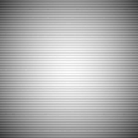 Scanlines background. Empty CRT TV, monitor screen Vector