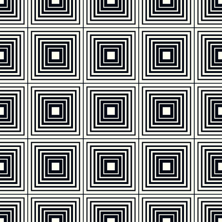 blocky: Pattern with square print, seamlessly repeatable background