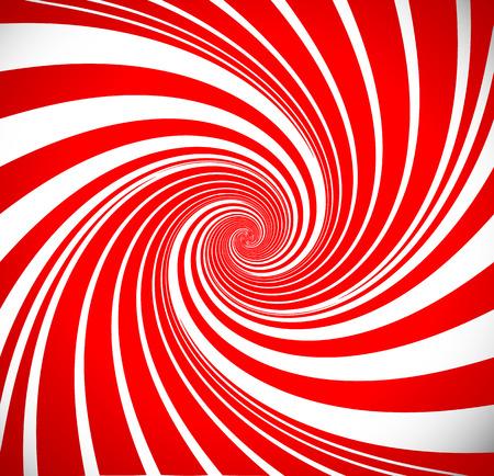 tweak: Abstract rotating shapes. Stock Photo