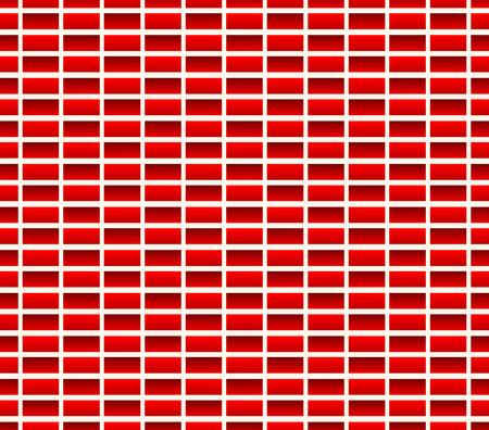 alternating: Repeating brick wall pattern, brick wall background with alternating bricks, editable vector.