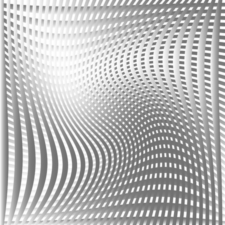 patternbackground: Abstract grayscale patternbackground with distortion effect effect. Stock Photo
