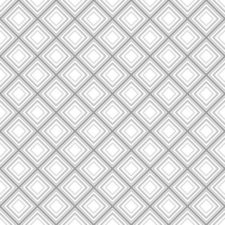 Repeating, seamless pattern or background with simple geometry.