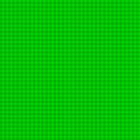 intersecting: Checkered background in green with intersecting straight lines. Seamlessly repeatable.