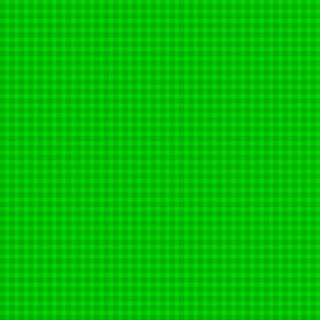 lineas rectas: Fondo a cuadros en verde con la intersecci�n de las l�neas rectas. Perfectamente repetible. Foto de archivo