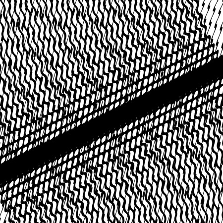 harsh: Abstract noisy texture, black and white background