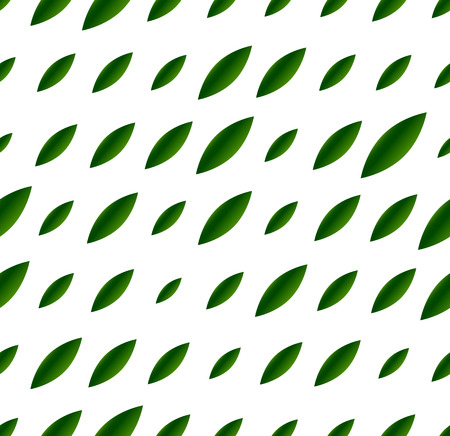 repeatable: Leaves pattern - Pattern with leaf shapes. Repeatable.