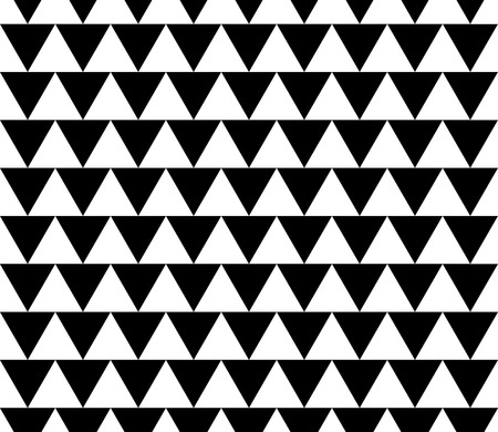 repeatable: Seamless pattern made of triangles. Triangle background. Repeatable. Illustration