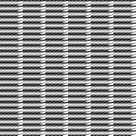 undulating: Monochromatic pattern with wavy, undulating stripes