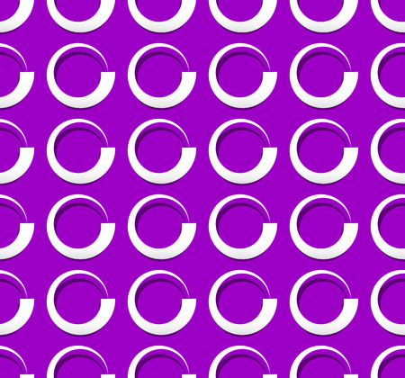volute: Repeatable pattern with volute, spirally shapes. Artistic abstract vector. Stock Photo