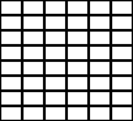 grid pattern: Abstract minimal pattern in black and white seamless background. Grid, repeatable mesh background