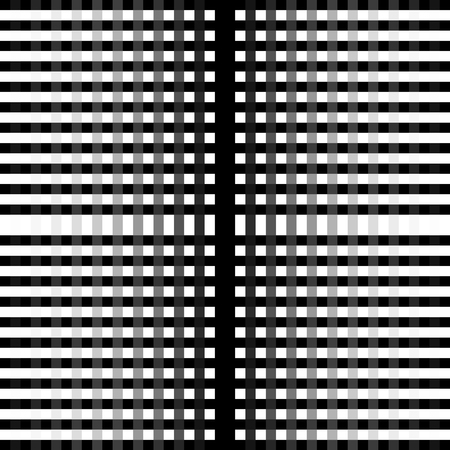 monocrome: Repeatable pattern, background with lines fading to transparent. Illustration