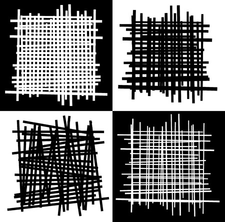 randomly: Abstract lines pattern. Randomly placed, intersecting lines.