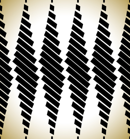 repeatable: Abstract pattern with rectangles, bars. Repeatable at edges.
