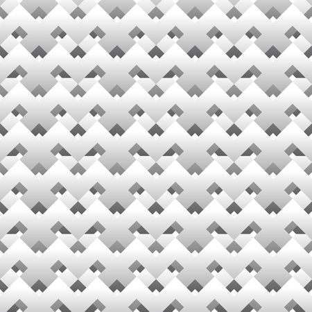 grayscale: Abstract grayscale, black and white geometric pattern. editable vector.