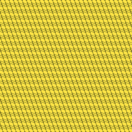 black yellow: Black  yellow background with interlacing lines, abstract pattern