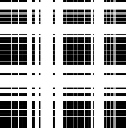 orthogonal: Grid of intersecting lines. Seamlessly repeatable pattern.