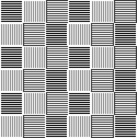 lattice: Grid, lattice pattern with rectangle shapes. Repeatable. Illustration