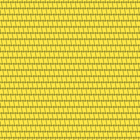 yelow: Black  yellow background with interlacing lines, abstract pattern