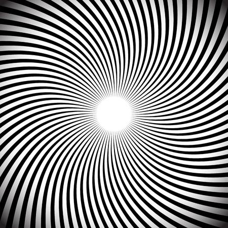 swirl: Abstract spiral, swirl, twirl background. editable vector.