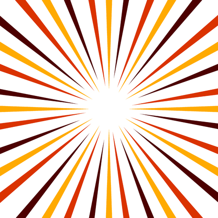 radiating: Abstract background with radiating lines. Sunburst, startburst background.