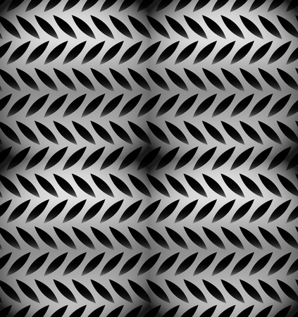 carbon fiber background pattern: Abstract perforated, carbon fiber background, pattern. Repeatable. Illustration