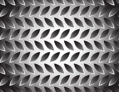 repeatable: Abstract perforated, carbon fiber background, pattern. Repeatable. Vectores